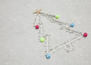 Florida in December: The Weather, Festivals, and Events: Will you be celebrating Christmas on a Florida beach this year?