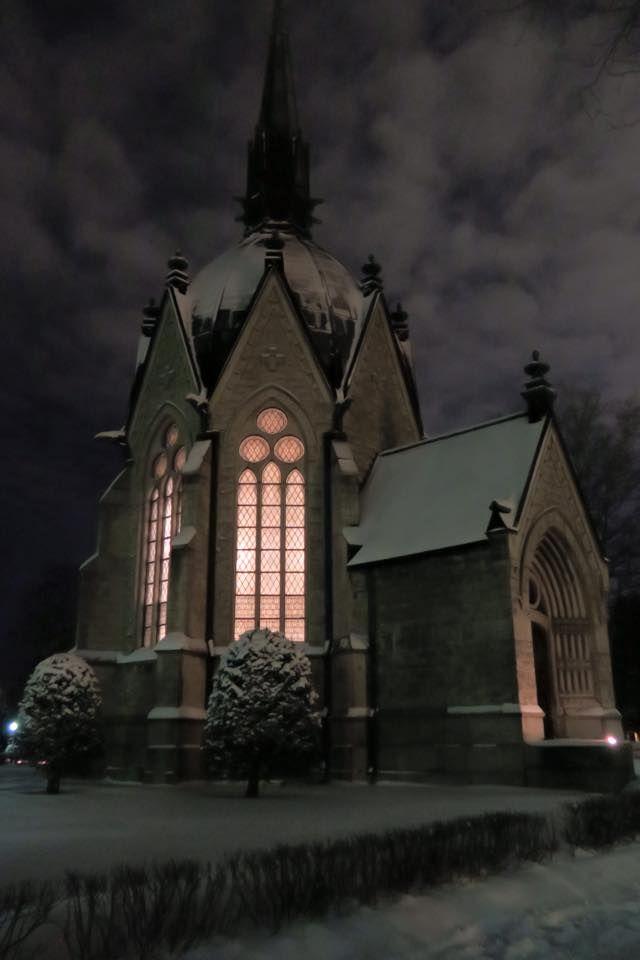 Juselius Mausoleum, Pori, Finland