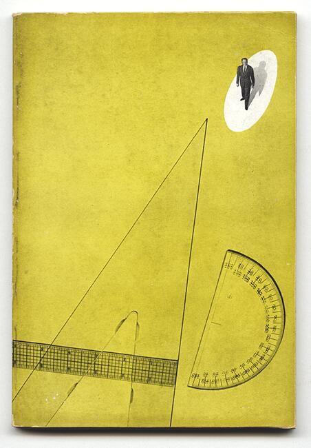 Found type by Will Burtin for 1942 A-D Graphic Design magazine via @thinkstudionyc