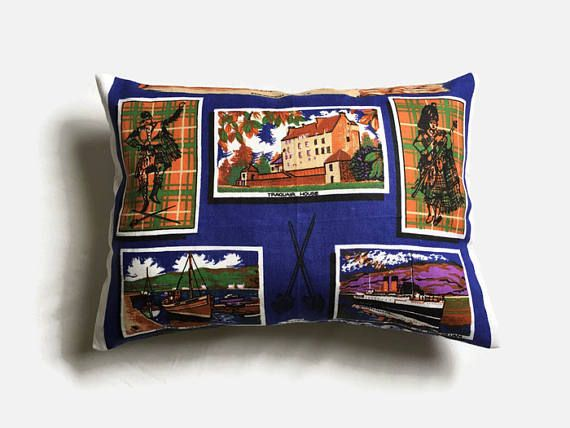 Hey, I found this really awesome Etsy listing at https://www.etsy.com/uk/listing/530204939/scottish-souvenir-pillow-historical