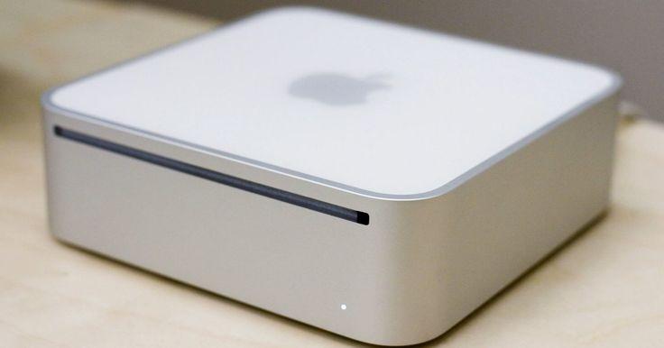 Cómo conectar un monitor a una Mac Mini. Las Mac Mini amplían las posibilidad para tener un computadora Apple Macintosh. A diferencia de la iMac, eMac y otros ordenadores portátiles, las Mac Mini no tienen una pantalla integrada. De hecho, el Mac Mini es una caja muy pequeña, aunque muy potente para su tamaño. Debido a esto, tendrás que comprar una pantalla o un monitor por separado. ...