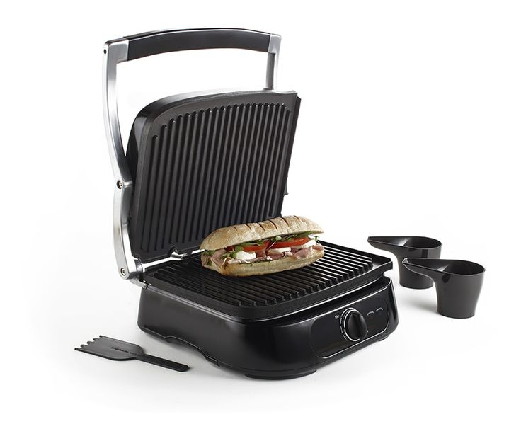 PIZZARO-PANINI GRILL 4 slice, 1700W, Removable plates - New | Stokes Inc. Canada's Online Kitchen Store