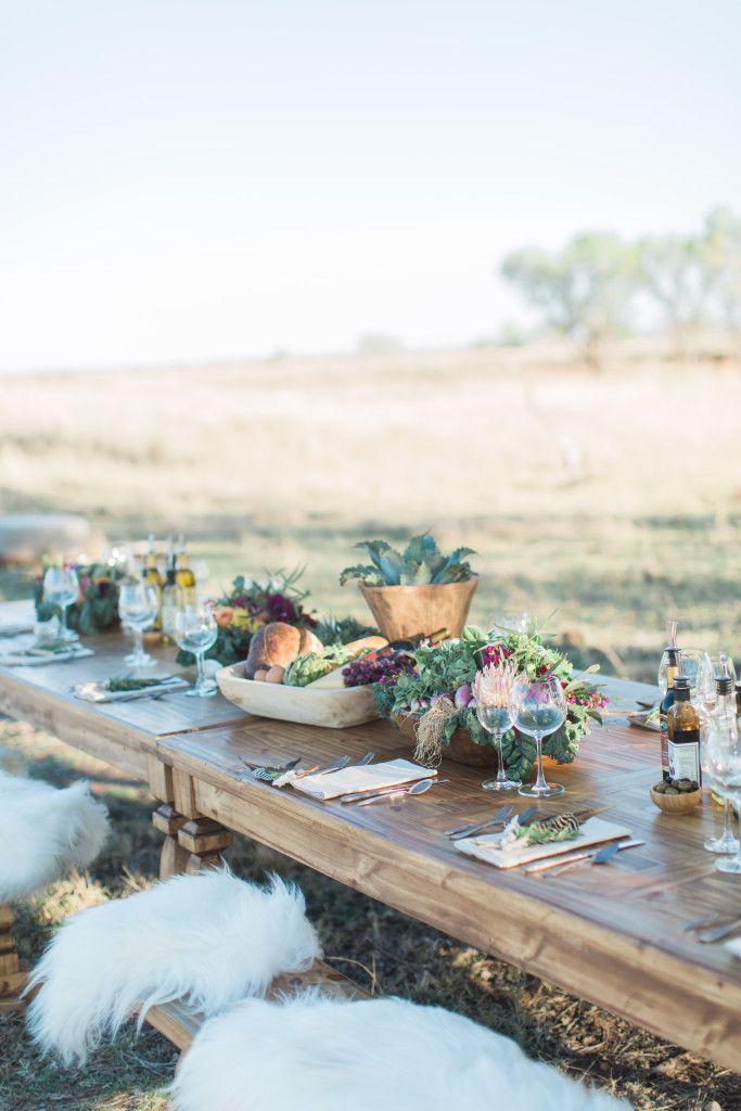 Artisan Patagonia Wedding | Atelier de LaFleur
