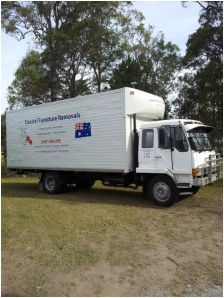 coastal furniture removals
