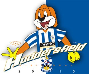 MisterGoal's blog: The mascots: NEW!!! Huddersfield Town (England ...