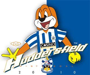 MisterGoal's blog: The mascots: NEW!!! Huddersfield Town (England ...