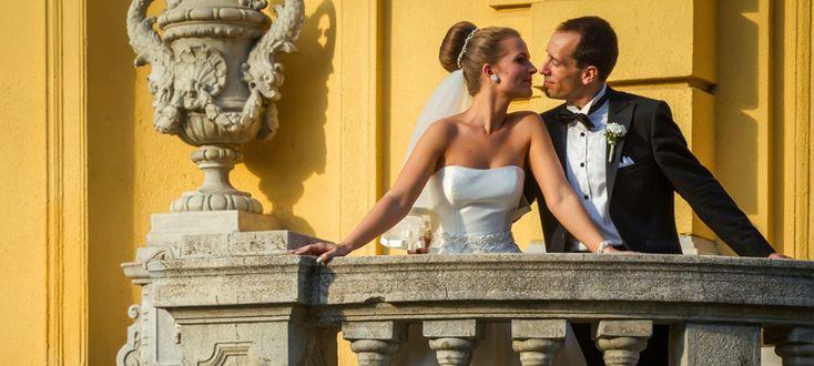 #EnzoaniRealBride: Barbara & Balázs | Enzoani