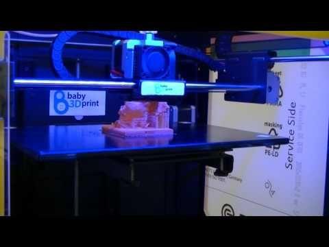 Eco 3D print tu ecografía del embarazo Eco3dprint