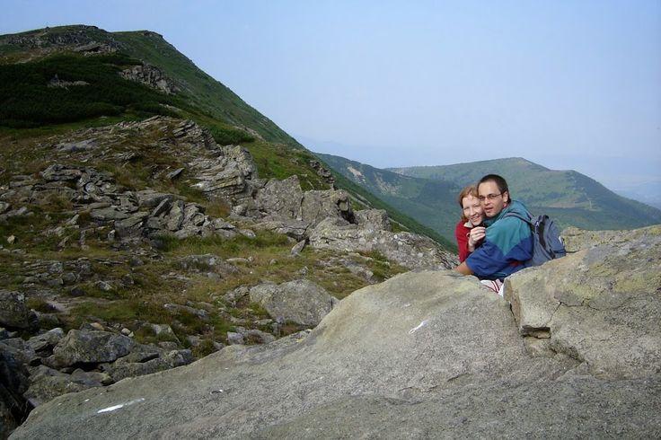Trzy Włóczykije - o jednych takich co lubili przygody : Co powiedziałam na Babiej Górze?