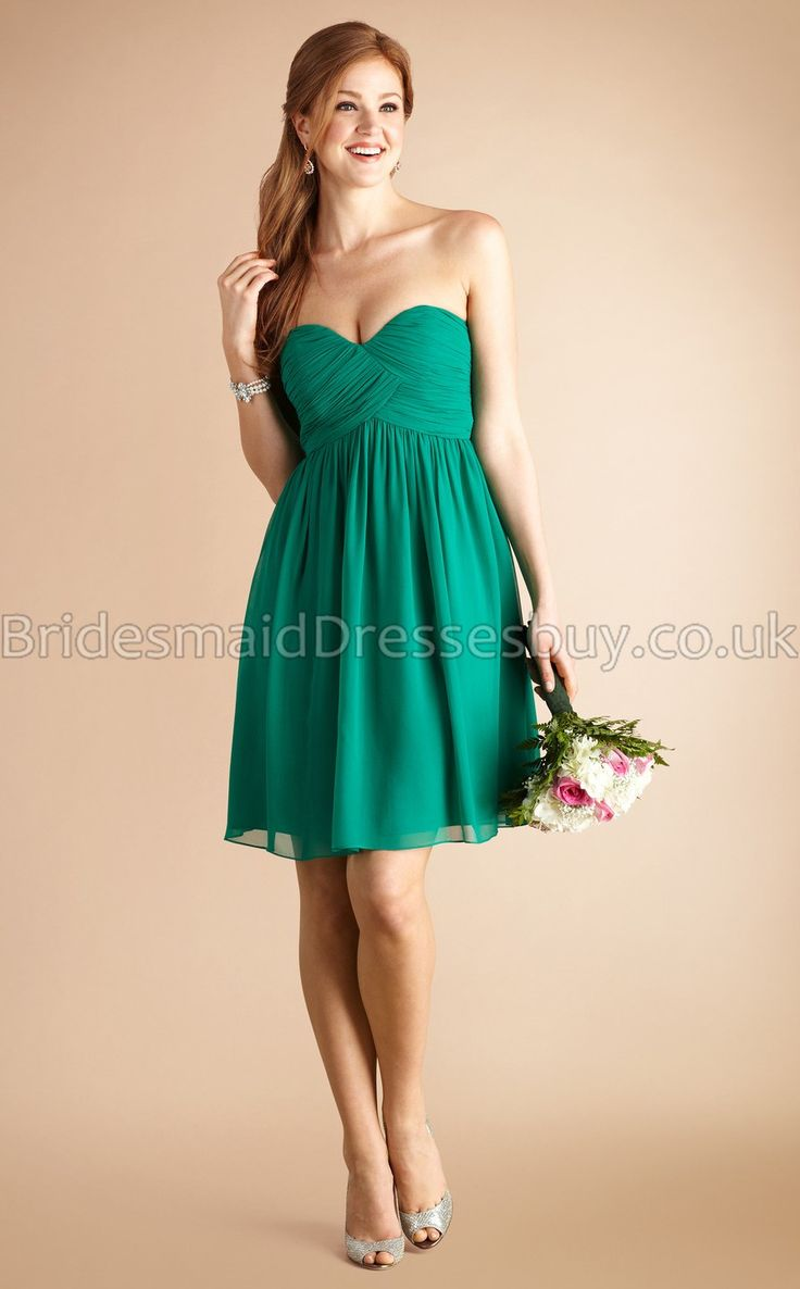 22 best bridesmaid dresses images on pinterest bridesmaid ideas green short bridesmaid dresses ombrellifo Image collections