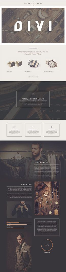 Divi WordPress Theme | Elegant Themes