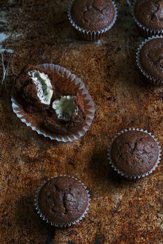 chocolate cheesecake muffins | movita beaucoup