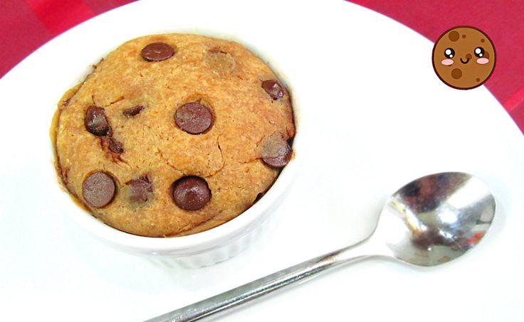 Puedes tener en 1 minuto una cookie grande con pepitas de chocolate gracias a esta receta de COCINA PARA TODOS. ¡Tan fácil que no te lo podrás creer!