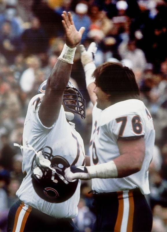 William Perry and Steve McMichael