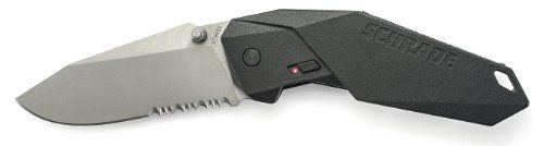 Special Offers - Schrade SCHA5S M.A.G.I.C. Assisted Opening Liner Lock Partially Serrated Folding Knife Silver - In stock & Free Shipping. You can save more money! Check It (August 02 2016 at 01:08PM) >> http://foldingsurvivalknife.net/schrade-scha5s-m-a-g-i-c-assisted-opening-liner-lock-partially-serrated-folding-knife-silver/