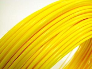 Mellow Yellow #faberdashery #filament #pla #yellow #material #3dprinting #arcasomni