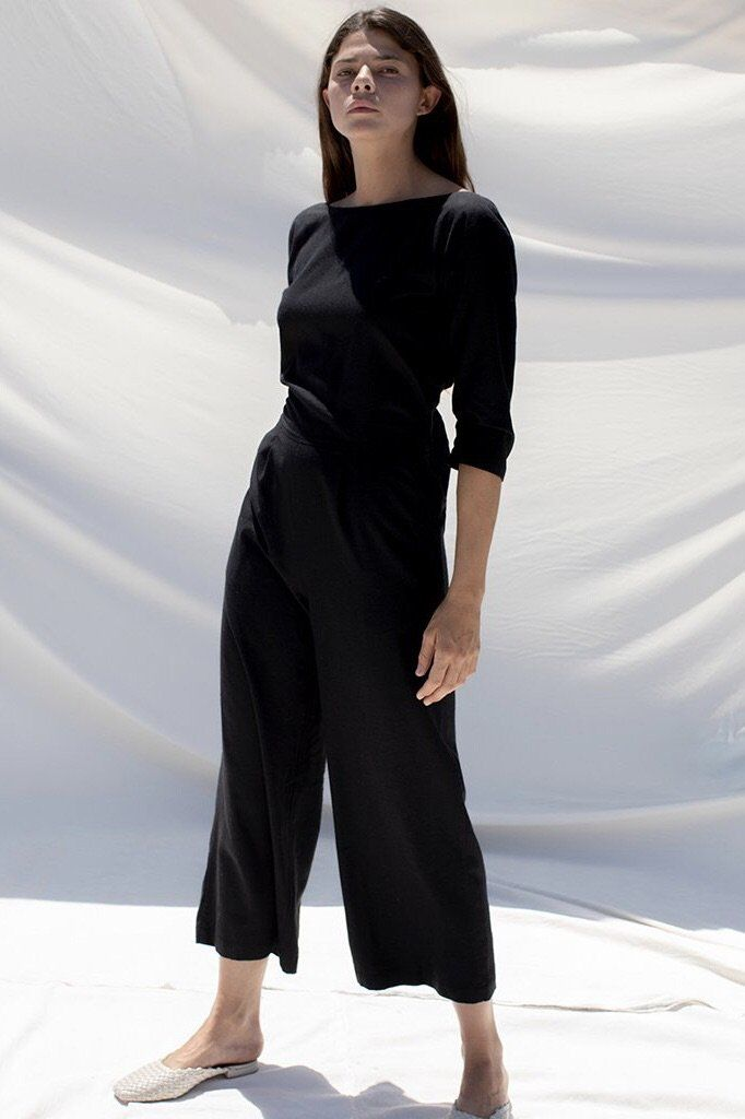 58c6d4da780 Ozma Atelier Jumpsuit - Black