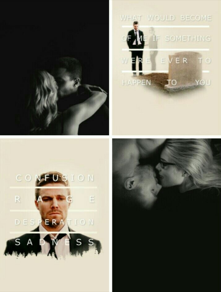 Oliver and Felicity #Arrow #edit #tumblr #Olicity