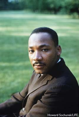 """""""He who passively accepts evil is as much involved in it as he who helps to perpetrate it. He who accepts evil without protesting against it is really cooperating with it."""" ~ Martin Luther King, Jr. ~"""