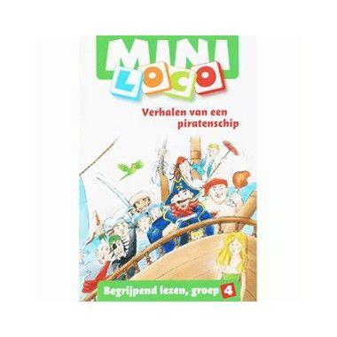 Mini Loco / groep 4 / deel Begrijpend lezen  Mini Loco is het meest gebruikte leerspel op de basisschool. Kinderen kunnen zelfstandig de opdrachten maken en controleren.  EUR 8.95  Meer informatie