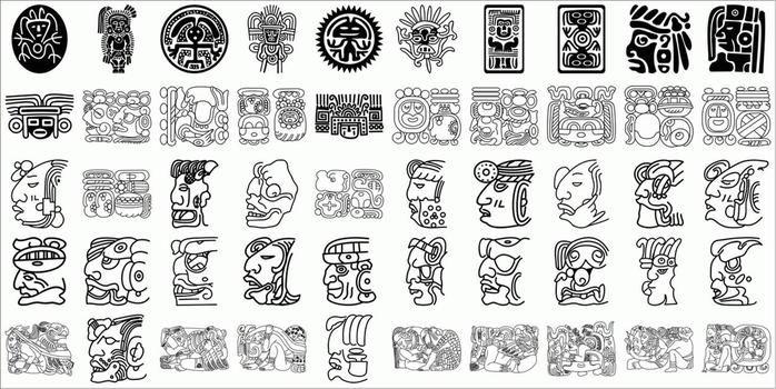 Рукодельница: Орнаменты американских индейцев