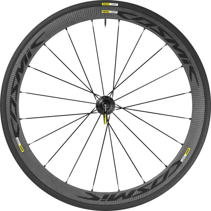 Mavic Cosmic Carbone 40 Elite Wheelset Black £1,176.99