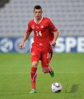Fussball U21-Europameisterschaft 2011: Granit Xhaka (Schweiz)
