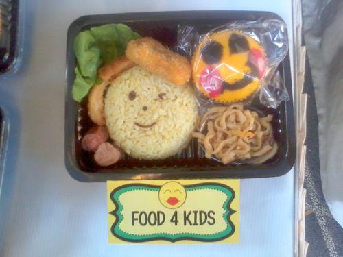 bento food for kids