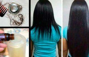 Solo añade estos tres ingredientes y podrás hacer que tu cabello crezca sin control