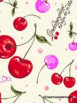 Vintage Cherry | Vintage Cherry OP with Collar