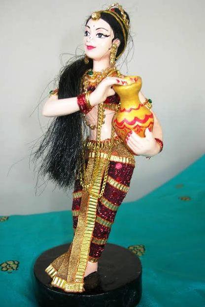 Samudra manthan- mohini avatar