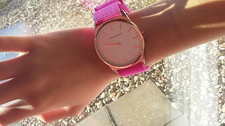 www.csl-watches.de tolle Uhren von Tom Carter
