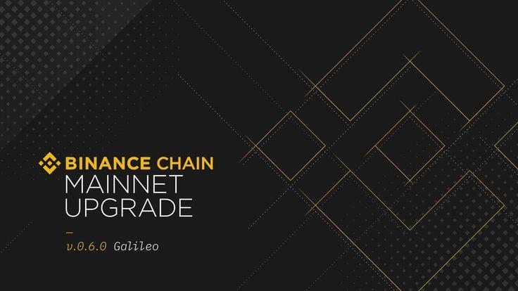 Binance Chain адрес