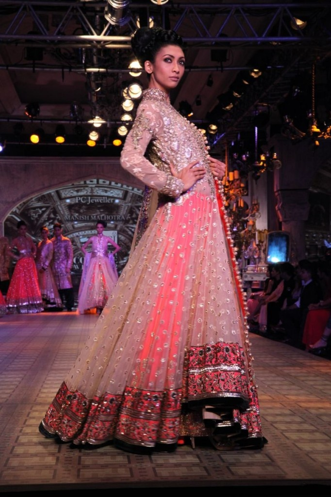 PCJ Delhi Couture Week 2012: Manish Malhotra