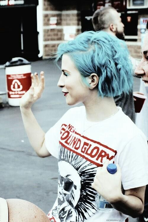 Hayley Williams 2015