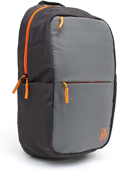 Amazon.com: M-Edge International Tech Backpack with Battery (BPK-MT-N-GO): Computers & Accessories