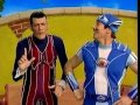 ▶ Lazy Town - Series 1 Episode 23 - Sportacus Who - YouTube