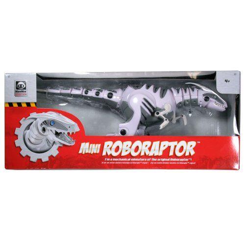 Character Options - Mini Roboraptor