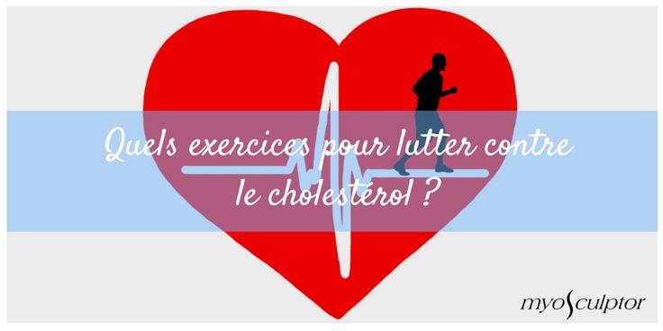 Votre taux de #cholestérol est trop élevé ? Pas de panique vous pouvez le diminuer et rester en bonne #santé en pratiquant ces quelques #exercices ! ► Cliquez sur l'image pour plus de détails ! ▼ #MyoSculptor #COSMOSOFT