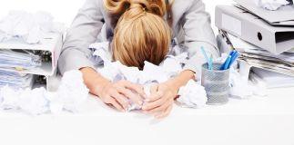 Atasi  Stres Kamu Ditempat Kerja Dengan Cara Ini