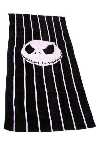 Nightmare Before Christmas - Jack Beach Towel