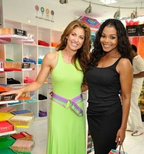 Janet Jackson visits with Dylan Lauren at the opening of #Dylan's Candy Bar located at The Original #Farmer's Market in Los Angeles. http://celebhotspots.com/hotspot/?hotspotid=26520&next=1: Bar Open In, Janet Jackson, Dylan Candy Bar, Celebrity Eating, Candy Stores, Dylan Lauren, Celebs Sight, Bar Locations, Dylan O'Brien