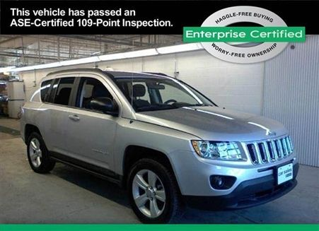 Used JEEP Compass 2013 JEEP Compass Chicago, IL - Enterprise Used Cars
