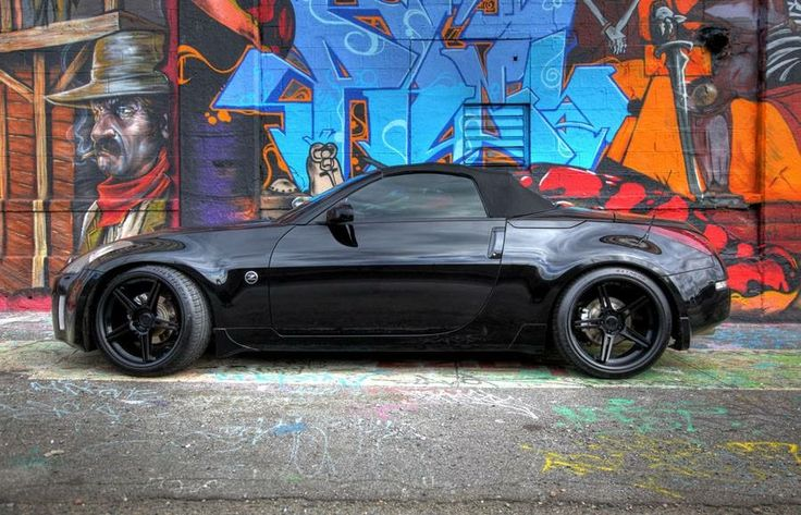 One of my fav sports car rides ...   Amazing suspension so that it doesnt feel like the typical sports car ... Nissan #350z