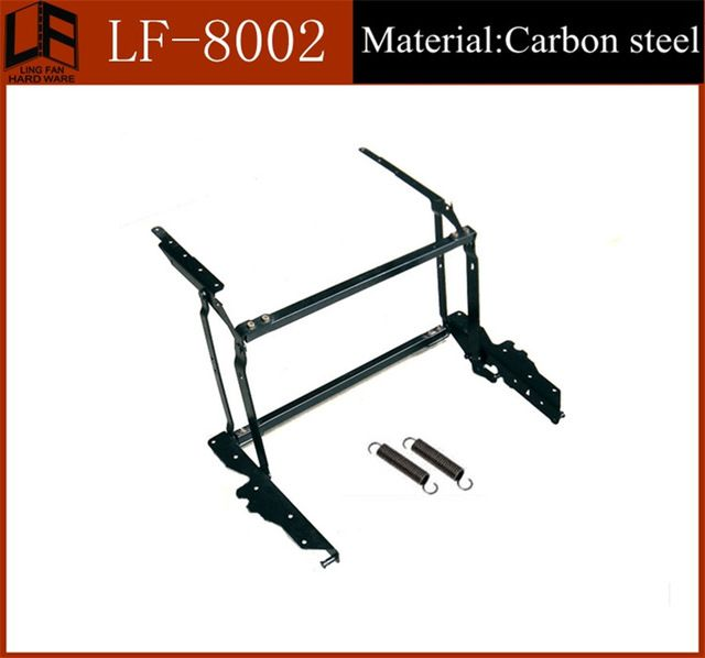 Mobília da sala de cama mesa de café elevador primavera, Levantar mecanismo mesa ajustável, Levantar mesa de café superior hardware