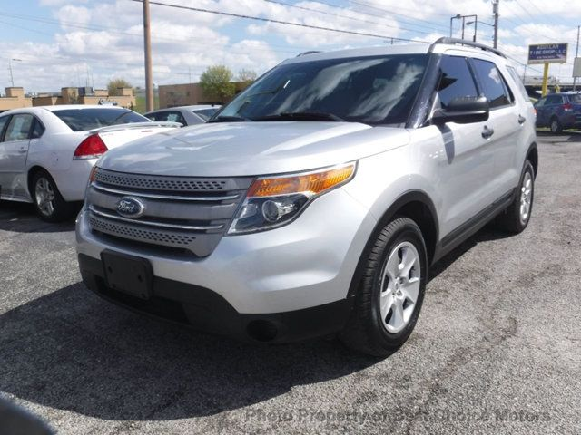 2012 Ford Explorer FWD 4dr - Click to see full-size photo viewer