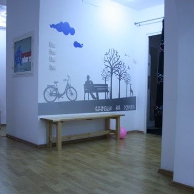 URBAN STORIES wall stickers @ ASE CONCEPT STORE