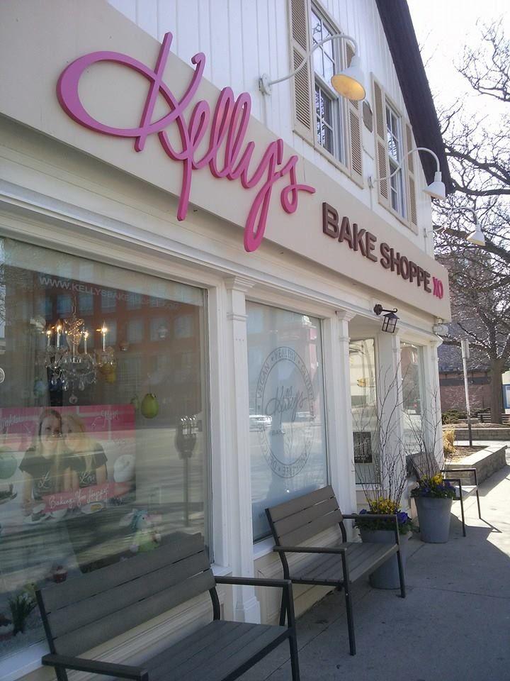 Kelly's Bake Shoppe Downtown Burlington