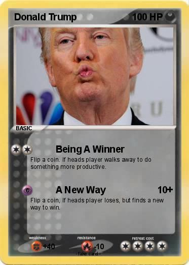 The Trump card   n.   1. Games A card in the trump suit, held in reserve for winning a trick.   2. A key resource to be used at an opp...