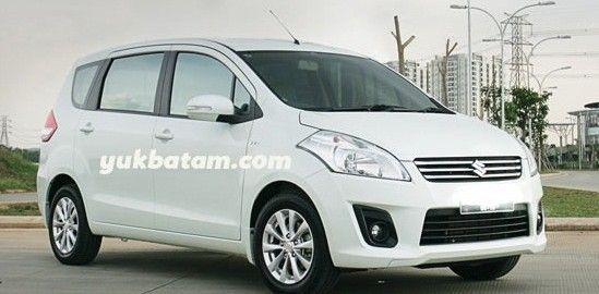Sewa Mobil Ertiga di Batam, Hubungi YukBatam 0812 7620 9007. Servis atar dan jemput bandara, pelabuhan, hotel dan tempat tujuan. Book Now !!